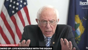 Sanders Skips Key Vote on Coronavirus Rescue Package