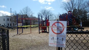 Burlington to Remove Basketball Hoops, Close Dog Parks