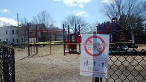 Burlington to Remove Basketball Hoops, Close Dog Parks