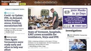 Media Note: VTDigger Staff Move to Unionize