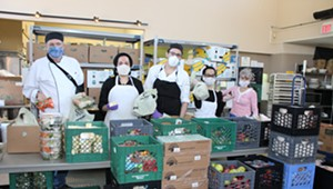 Feeding Chittenden Makes Daily Meals by the Hundreds for Those in Need