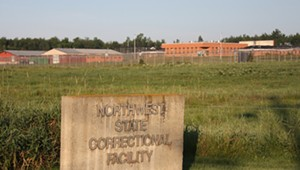 Testing Reveals a Major Outbreak at Northwest State Correctional Facility