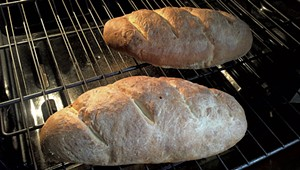 A Homebound Writer and Mom Finds the Need to Knead