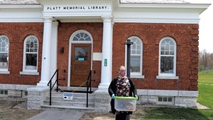 With Curbside Pickup Allowed, Libraries Sort Out Next Steps