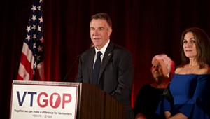 Vermont Gov. Phil Scott to Run for Reelection