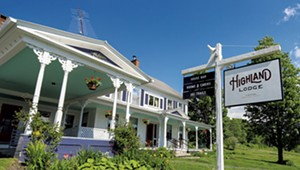 Greensboro's Highland Lodge Is an Enduring Vermont Destination