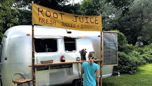 Rolling Smoothie Bar Root Juice Hits the MRV
