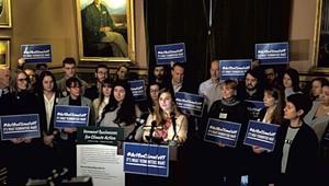 Global Warming Solutions Bill Appears Headed Toward Veto Fight