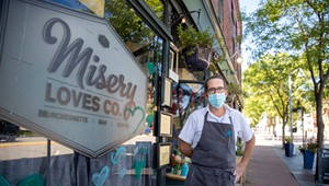 Grilling the Chef: Misery Loves Co.'s Aaron Josinsky on the Digital Delicatessen