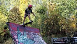 Bureaucracy, Construction Threaten a Beloved Burlington Skate Spot