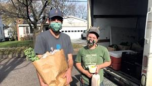 Pandemic-Era Delivery Services Bring Local Food to Your Front Door