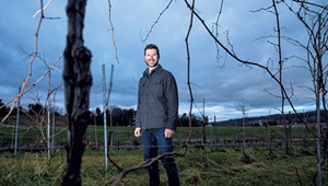 Master Sommelier David Keck Puts Down Roots in a Vermont Vineyard