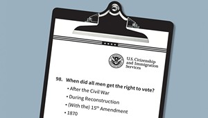 Why Did the U.S. Government Change Its Naturalization Test?