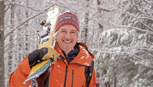 Backcountry Skiing Guru David Goodman's New Book Makes a Grand Entrance