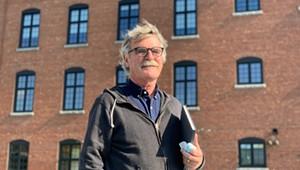 Stuck in Vermont: Celebrating David Macaulay's Work at the Champlain Mill in Winooski