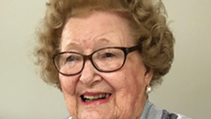 "Obituary: Jean ""Ruth"" Connolly, 1918‑2021"