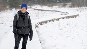 Nature Conservancy Artist-in-Residence Elizabeth Billings Finds Beauty in the Wild