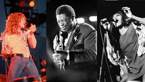 With 'Press Pass,' Rick Norcross Unveils a Treasure Trove of Rock Photography