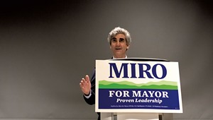 Progressives Feel Empowered After Nearly Toppling Burlington's Incumbent Mayor