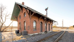 New Haven's Historic Train Station Has to Get Out of Amtrak's Way — Literally