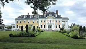 Painstakingly Renovated, the Inn at Burklyn Offers Luxury and Easy Access to Kingdom Trails