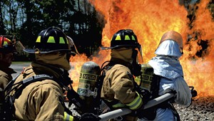 Toxic Firefighting Foam Complicates Vermont Effort to Phase Out 'Forever Chemicals'