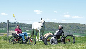 Cornwall's RAD-Innovations Leads the Way in Adaptive Cycling