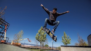 Skateboarder Clint Carrick Tours America's Small-Town Skateparks to See How They Roll