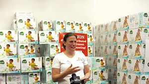 Vermont Group Has Distributed 1 Million Diapers for Families in Need