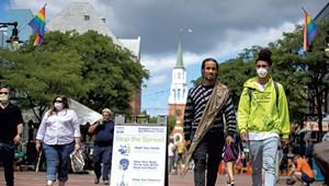 Burlington Lifts Mask Mandate for Municipal Buildings, Retail Stores