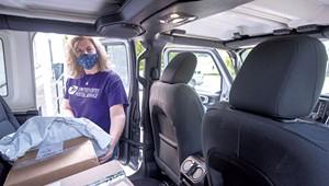 Pandemic All-Star: Cassie Molleur, Rural Mail Carrier, East Calais Post Office