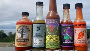 Take the Heat: Seven Days Staffers Sample Five Local Hot Sauces