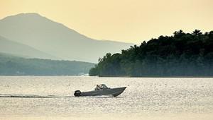 Lake Memphremagog's Natural Beauty Belies Worries About Contaminants and Fish With Tumors