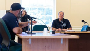 Burlington Police Commission Recommends Raising Roster Cap