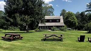 A Poetic Pilgrimage to the Robert Frost Stone House Museum in Shaftsbury