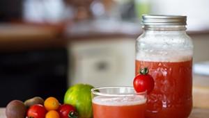 Home on the Range: Tomato Shrub