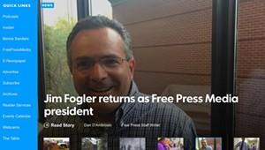 Media Note: Getler Out, Fogler in at <i>Burlington Free Press</i>