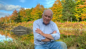 Author Howard Frank Mosher in Hospice With 'Untreatable' Cancer