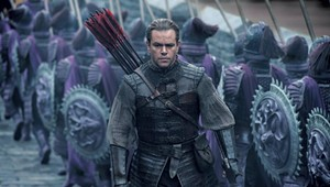 Movie Review: 'The Great Wall' Doesn't Stand Up to Scrutiny