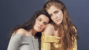 Overcoats' Hana Elion and JJ Mitchell on Friendship, College and Their New Album, 'Young'