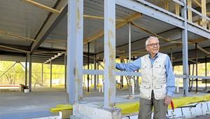 Architect-Sailor Marcel Designs a Dreamboat Sailing Center