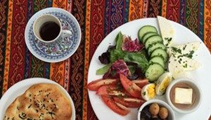 Dining on a Dime: Istanbul Kebab House
