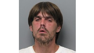 Notorious Transient Accused of Assaulting Burlington Business Owner