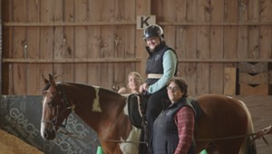 Rhythm of the Rein Therapeutic Riding & Driving Program [SIV504]