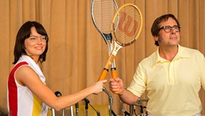 Movie Review: Emma Stone and Steve Carell Re-Create a Landmark 'Battle of the Sexes'
