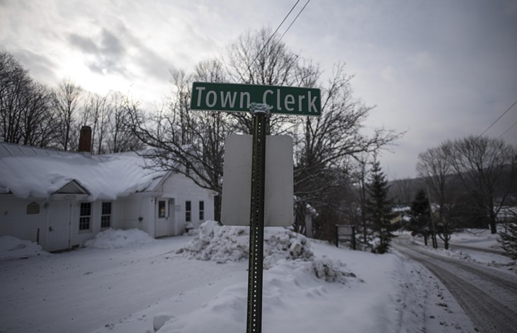 Photos: Not-So-Easy Street — A Rural Vermont Drive-By