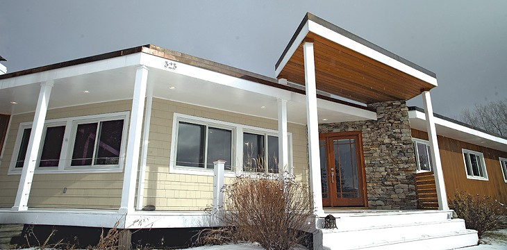 Home Tour: Rick Cook's Colchester House