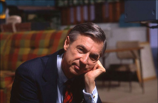 YES, SERIOUSLY TV icon Fred Rogers' earnestness seems relevant like never before in Neville's documentary