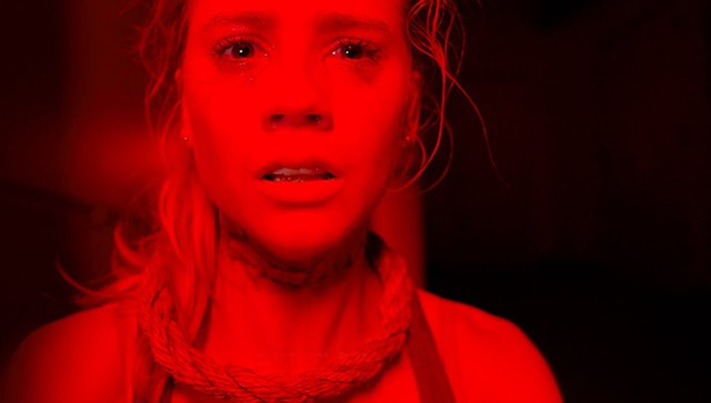 BAD NOOSE: Drivel doesn't get more derivative than this horror-free feature debut.
