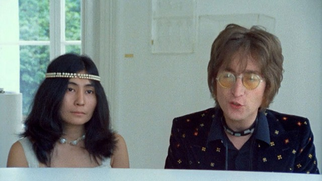 OH NO YOKO Ono has weaponized the latest Lennon-themed doc as part of her strange campaign to recast his post-Fab history in her image.